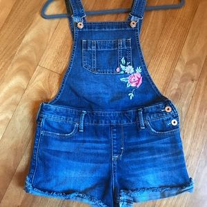 ☆Abercrombie kid's Overall Size13-14 ☆